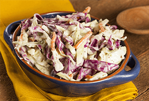 Hawaiian Chicken Slaw