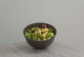 Tuscan Kale & Red Apple Salad